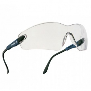 Bollé Viper Clear Lens Anti-Fog Safety Glasses VIPPSI