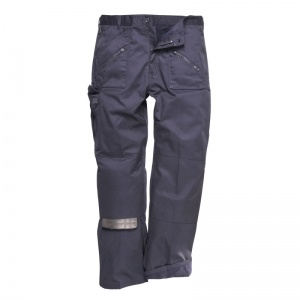 Portwest C387 Navy Thermal Lined Action Trousers