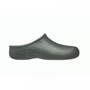 Briers Men's Green Comfi Garden Clogs