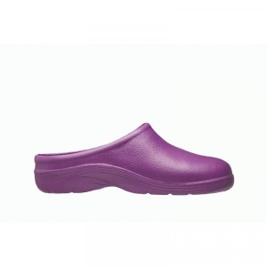 Briers Women's Lilac Comfi Garden Clogs