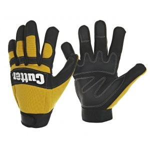 Cutter CW600 Leather Summer Chainsaw Gloves