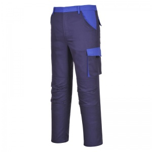 Portwest CW11 Navy Poznan Work Trousers