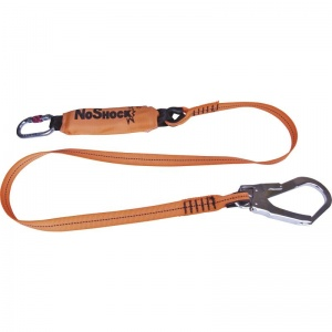 Delta Plus 2M Emergency Absorber Fall Arrest Lanyard
