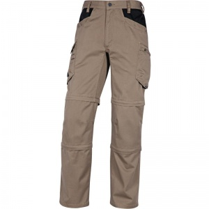 Delta Plus M5SPA Mach Spring 3-in-1 Beige Working Trousers