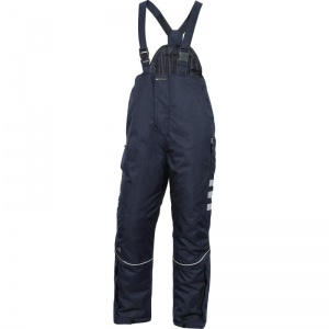 Delta Plus ICEBERG Navy Cold Store Waterproof Trousers