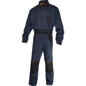 Delta Plus MCCDZ MACH2 Navy Corporate Working Overalls