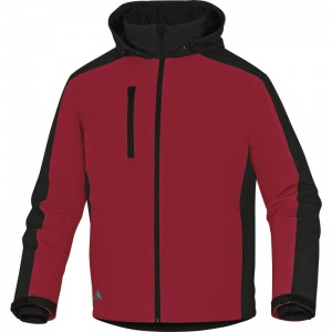 Delta Plus VIGO Red Waterproof Parka