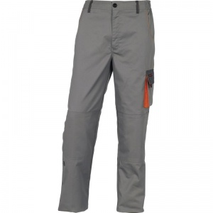 Delta Plus DMACHPAN D-Mach Grey and Orange Working Trousers