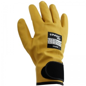 Polyco Imola Drivers Fleece Thermal Gloves DR300