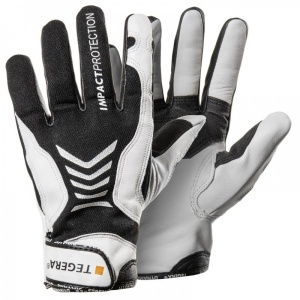 Ejendals Tegera 7770 Leather Impact-Resistant Work Gloves