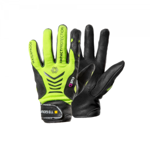 Ejendals Tegera 7776 Cut Level D Hi-Vis Winter Gloves with Impact Protection