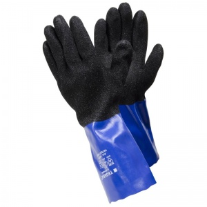Ejendals Tegera 12935 Chemical-Resistant Gauntlet Gloves