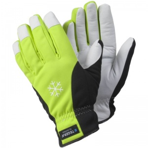 Ejendals Tegera 293 Thermal Hi-Vis Wet Weather Gloves