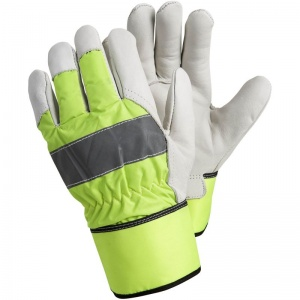 Ejendals Tegera 298 Hi-Vis Fleece Rigger Gloves