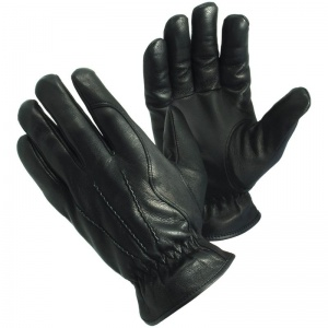 Ejendals Tegera 300 Leather Security Black Gloves