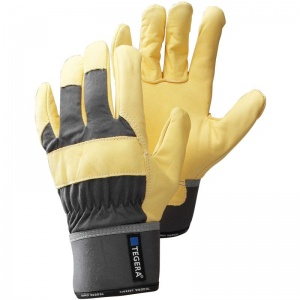 Ejendals Tegera 363 Leather Rigger Gloves with Safety Cuff