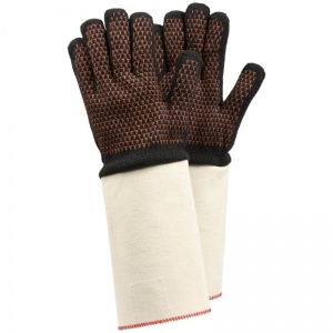 Ejendals Tegera 489 Heat-Resistant Gauntlets with Magnetic Grip