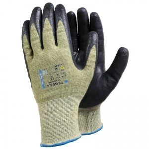 Ejendals Tegera 666 Palm-Coated Level 5 Cut-Resistant Work Gloves