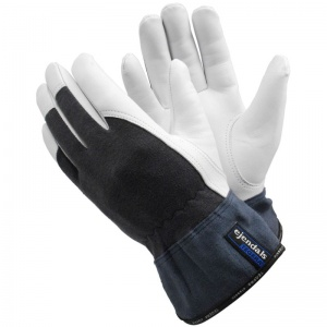 Ejendals Tegera 6751 Leather Palm Assembly Gloves