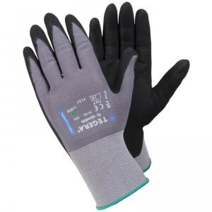 Ejendals Tegera 728 Nitrile Palm-Dipped Gloves