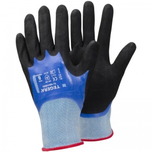 Ejendals Tegera 737 Double Dipped Oil-Resistant Assembly Gloves
