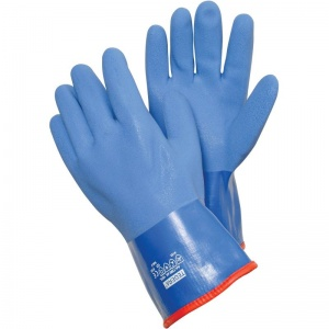 Ejendals Tegera 7390 Chemical-Resistant Sandy Grip Thermal Gloves