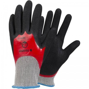 Ejendals Tegera 785 Cut-Resistant Fully-Dipped Nitrile Gloves