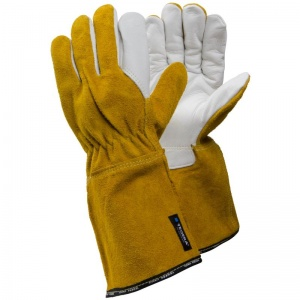 Ejendals Tegera 8 Heat-Resistant Leather Welding Gloves