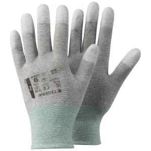 Ejendals Tegera 810 ESD Anti-Static PU Dipped Gloves