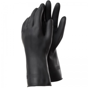 Ejendals Tegera 81000 Chemical-Resistant Latex Diamond Grip Gloves