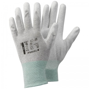 Ejendals Tegera 811 ESD Anti-Static Palm-Coated Gloves