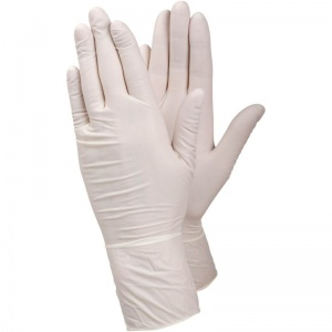 Ejendals Tegera 833 Non-Powdered Disposable Latex Gloves