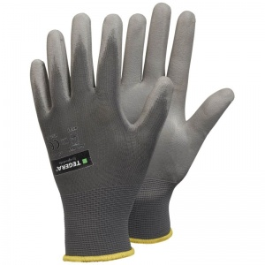 Ejendals Tegera 855 PU Palm-Coated Nylon Gloves