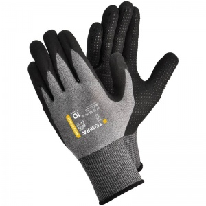 Ejendals Tegera 884A Palm-Coated Lightweight Nylon Gloves