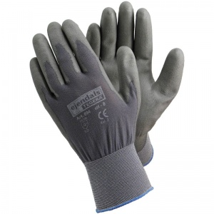 Ejendals Tegera 894 Palm-Coated Lightweight Nylon Gloves