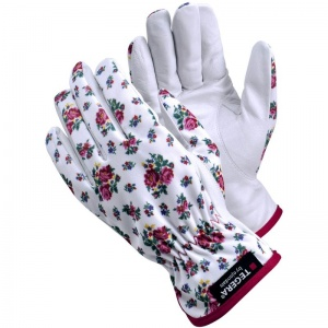 Ejendals Tegera 90014 Ladies' Leather Gardening Gloves