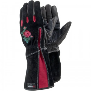 Ejendals Tegera 90050 Ladies' Gardening Leather Gauntlets