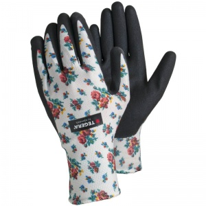 Ejendals Tegera 90065 Ladies' Palm-Dipped Gardening Gloves