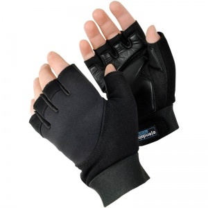 Ejendals Tegera 901 Fingerless Fine Handling Work Gloves