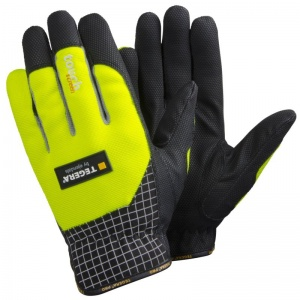 Ejendals Tegera 9123 Insulated Hi-Vis Touchscreen Work Gloves