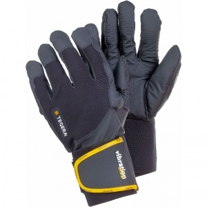 Ejendals Tegera 9183 Anti-Vibration Touchscreen Gloves with Wrist Support