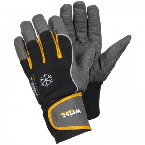 Ejendals Tegera 9190 Water-Repellent Thermal Gloves with Wrist Support for Handling