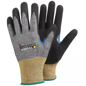 Ejendals Tegera Infinity 8807 Cut-Resistant Palm-Dipped Gloves