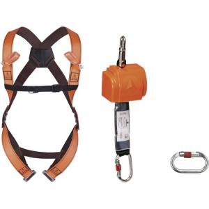 Delta Plus Elara140 Fall Arrest Vertical Kit