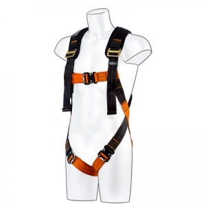 Portwest FP71 Ultra 1 Point Safety Harness