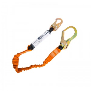 Portwest FP74 Single 140kg Lanyard with Shock Absorber