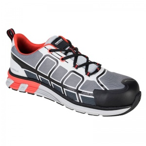 Portwest FT17 OlymFlex Barcelona Grey AE SBP Trainers with Toecap