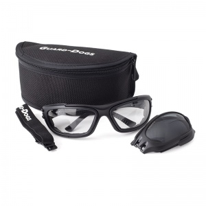 Guard Dogs Eyewear Kit with Clear and Smoke Lenses G100