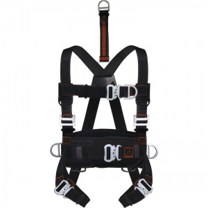 Delta Plus HAR25HA 5-Point Fall Arrest Safety Harness with Positioning Belt