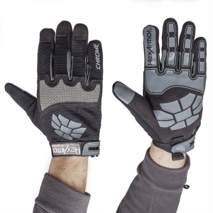 HexArmor Chrome Series 4023 360 Cut Resistant Safety Gloves